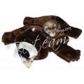 """Bear Rug """"Medve-szőnyeg"""""""