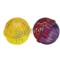 Átlátszó csörgős labda