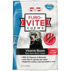 Furo-Vite Chews vitaminos jutalomfalat